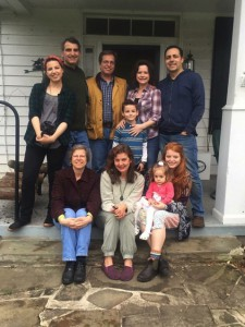 Got to spend last weekend with family in Maryland and this weekend with family here in Bethlehem. So nice to see everone!
